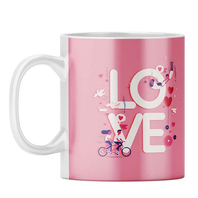 Love For Your Valentine Coffee Mug