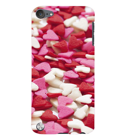 Love Pattern Back Cover for Apple iPod Touch 5