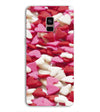 Love Pattern Back Cover for Samsung Galaxy A8 (2018)