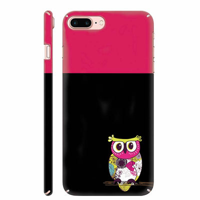 Lovely Owl Back Cover for Apple iPhone 8 Plus