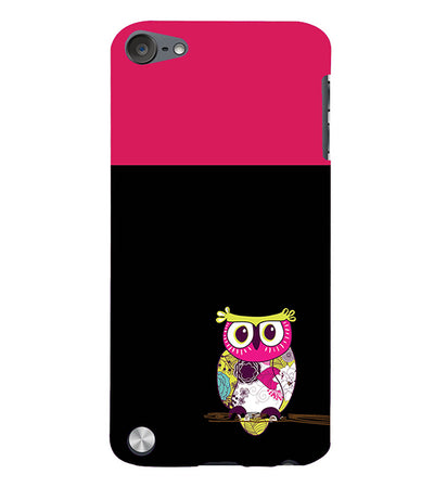 Lovely Owl Back Cover for Apple iPod Touch 5