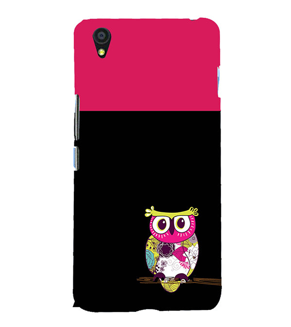 Lovely Owl Back Cover for OnePlus X