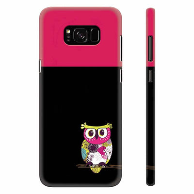Lovely Owl Back Cover for Samsung Galaxy S8 Plus