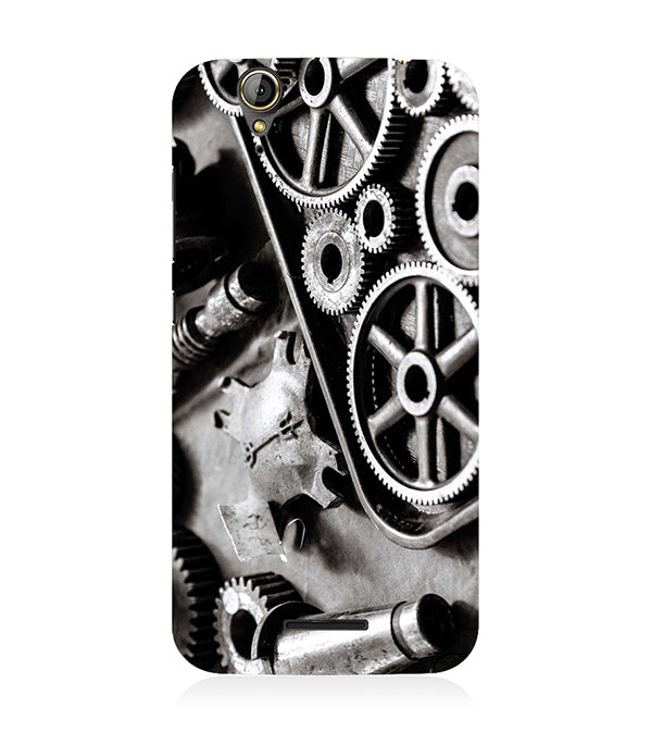 Machinery Back Cover for Acer Liquid Zade 630