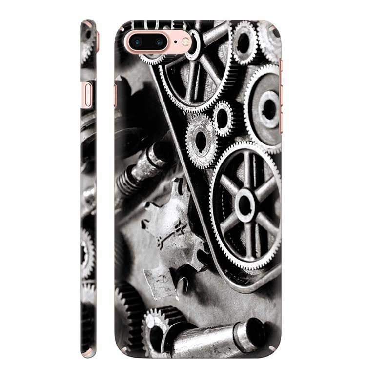 Machinery Back Cover for Apple iPhone 8 Plus