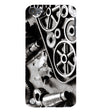 Machinery Back Cover for Apple iPod Touch 5