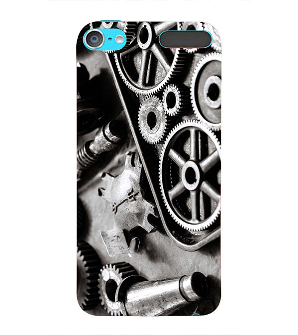 Machinery Back Cover for Apple iPod Touch 6