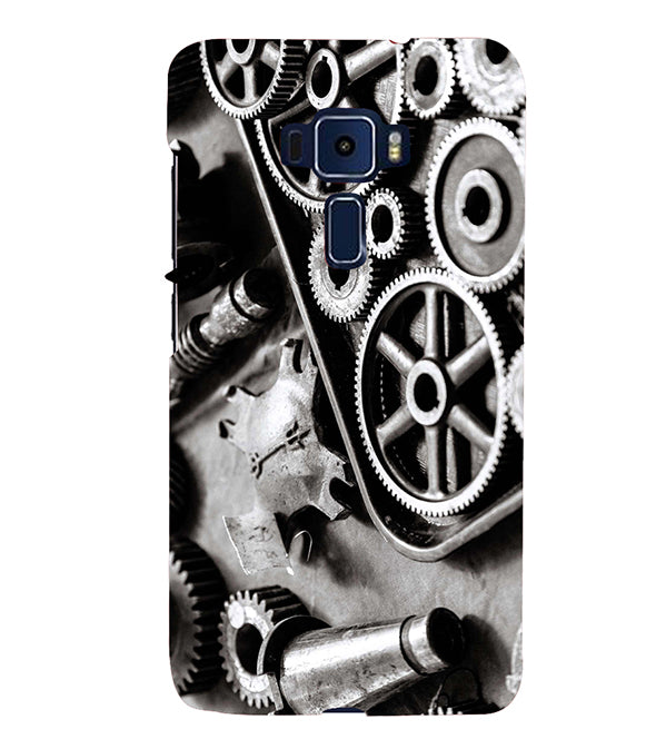Machinery Back Cover for Asus Zenfone 3 ZE520KL
