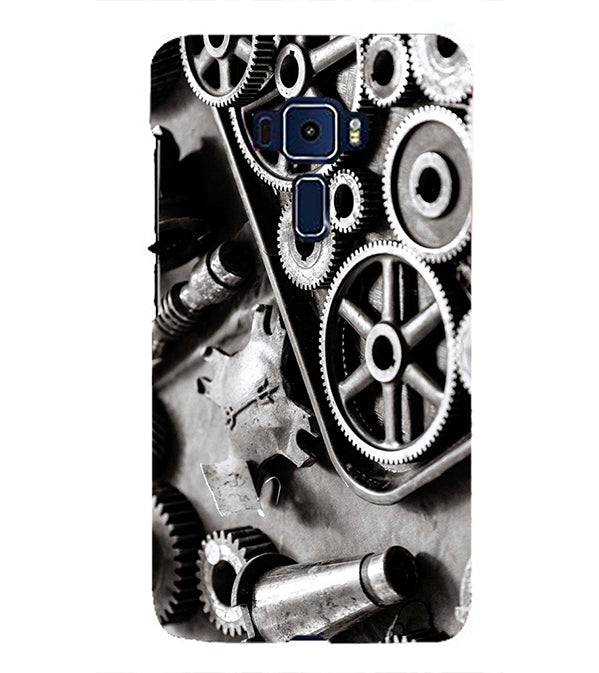 Machinery Back Cover for Asus Zenfone 3 ZE552KL