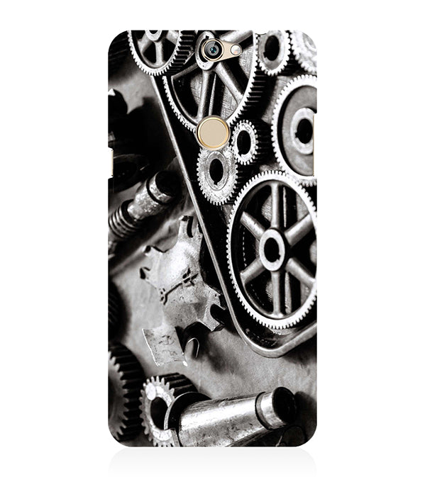 Machinery Back Cover for Coolpad Max