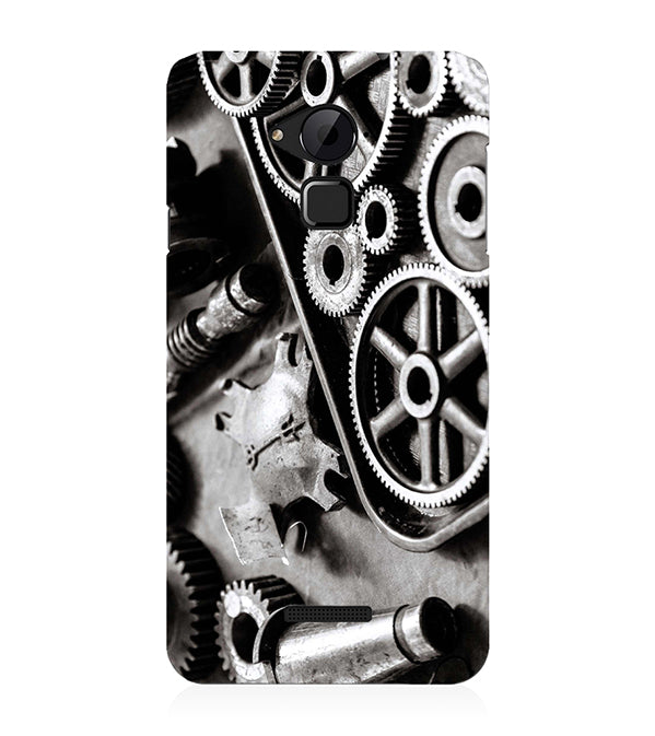 Machinery Back Cover for Coolpad Note 3