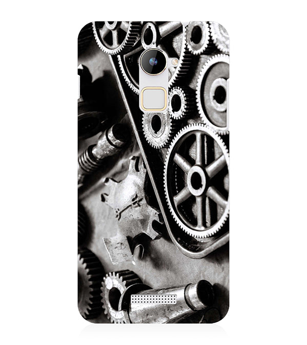 Machinery Back Cover for Coolpad Note 3 Lite