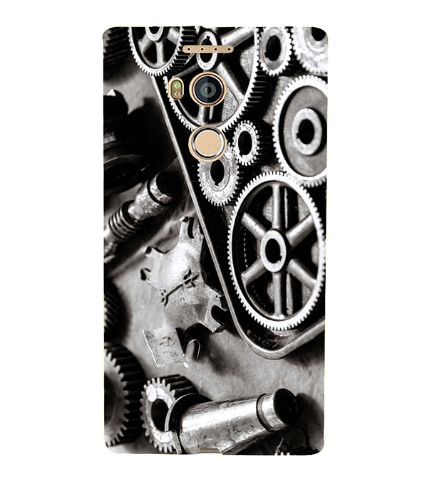 Machinery Back Cover for Gionee Elife E8