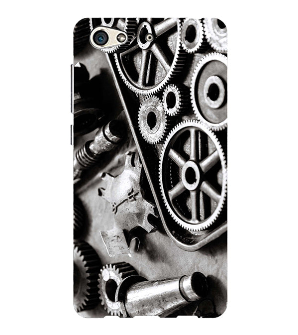 Machinery Back Cover for Gionee S10
