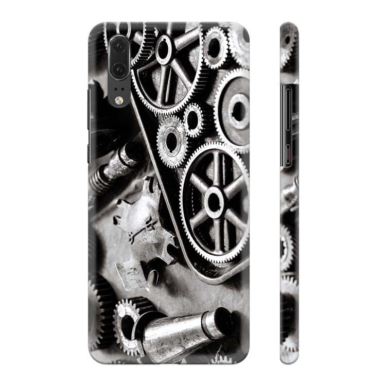 Machinery Back Cover for Huawei P20
