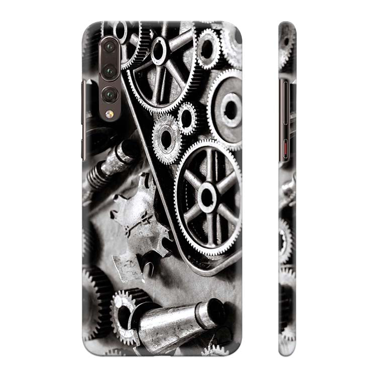 Machinery Back Cover for Huawei P20 Pro