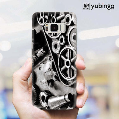 Machinery Back Cover for Samsung Galaxy S8 Plus-Image2