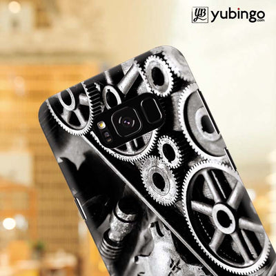 Machinery Back Cover for Samsung Galaxy S8 Plus-Image4