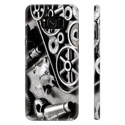 Machinery Back Cover for Samsung Galaxy S8 Plus