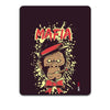 Mafia Monkey Mouse Pad