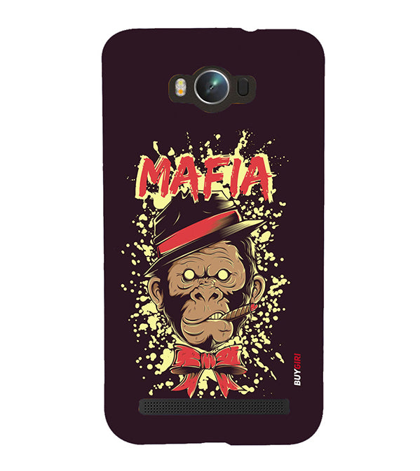 Mafia Monkey Back Cover for Asus Zenfone Max ZC550KL