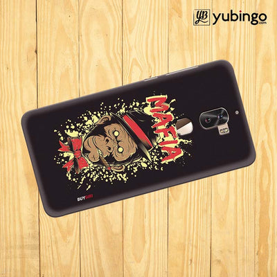 Mafia Monkey Back Cover for Coolpad Cool 1-Image3