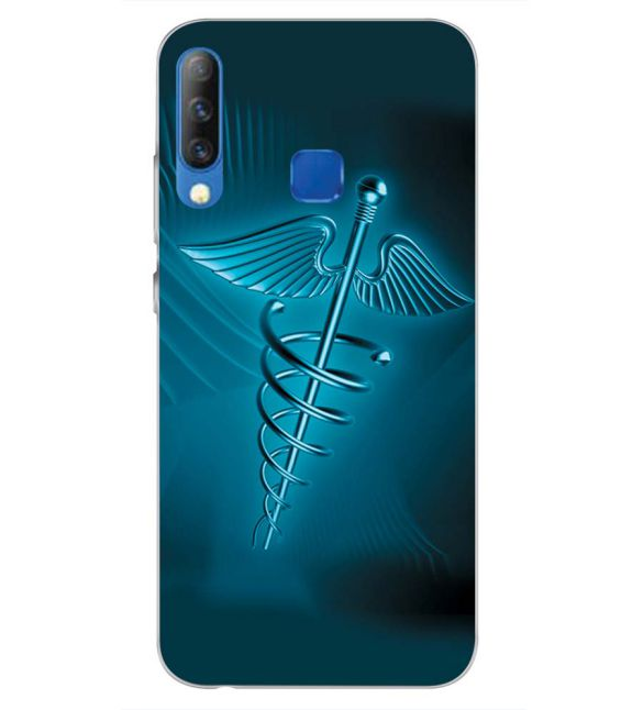 Medical Care Back Cover for Infinix S4-Image3