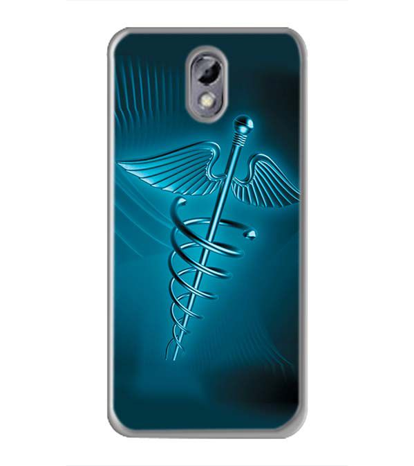 newest 61e01 f461c Medical Care Soft Silicone Back Cover for Comio C2 Lite
