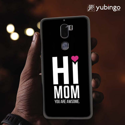 Mom You Are Awesome Back Cover for Coolpad Cool 1-Image2