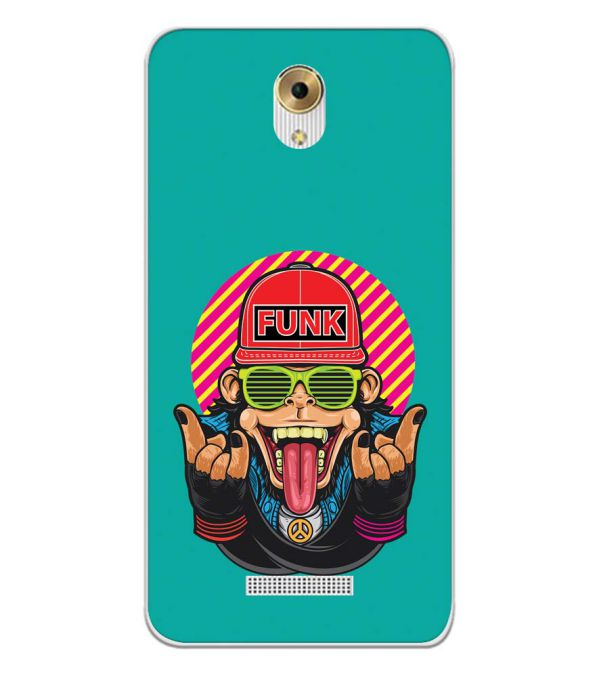 Monkey Funk Back Cover for Coolpad Mega 5M-Image3