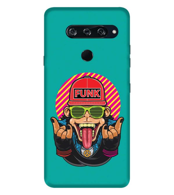 Monkey Funk Back Cover for LG V40 ThinQ