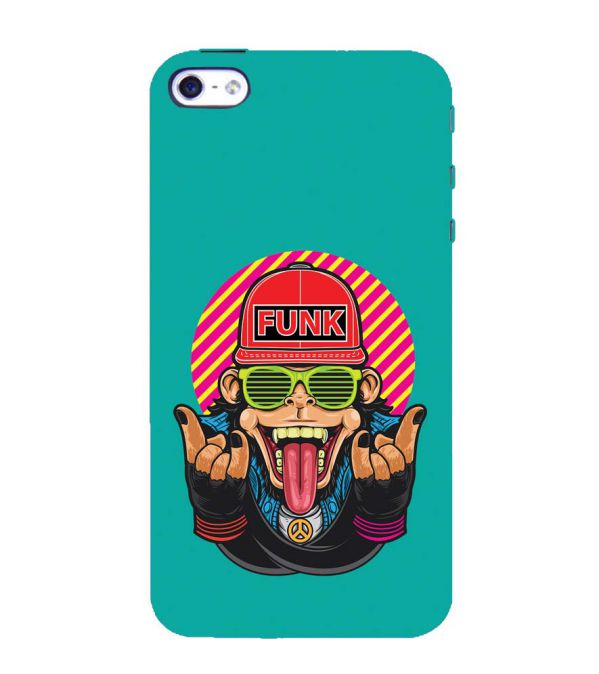 Monkey Funk Back Cover for Apple iPhone 4 : 4S