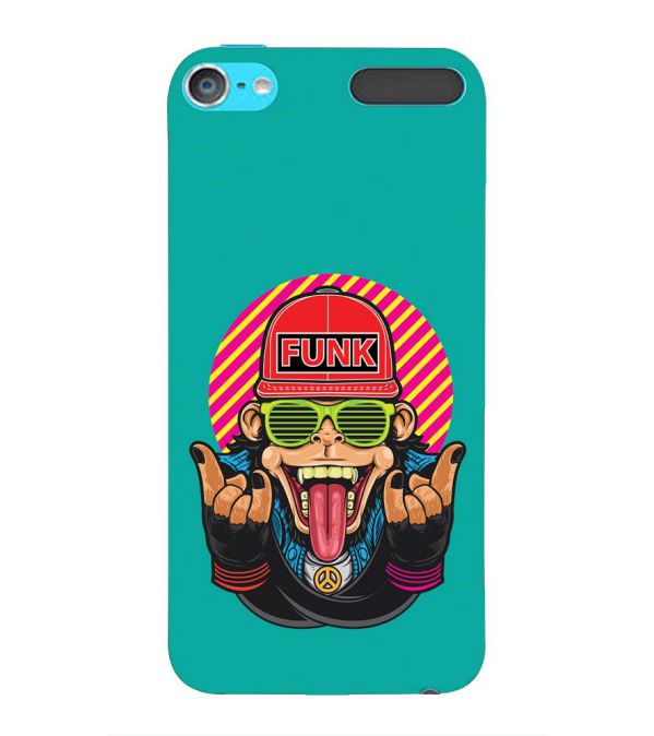 Monkey Funk Back Cover for Apple iPod Touch 6