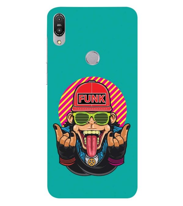 Monkey Funk Back Cover for Asus Zenfone Max Pro M1