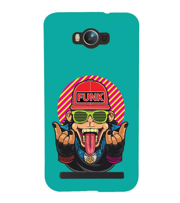 Monkey Funk Back Cover for Asus Zenfone Max ZC550KL