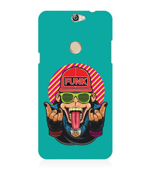 Monkey Funk Back Cover for Coolpad Max