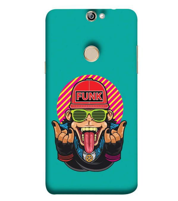 Monkey Funk Back Cover for Coolpad Max A8