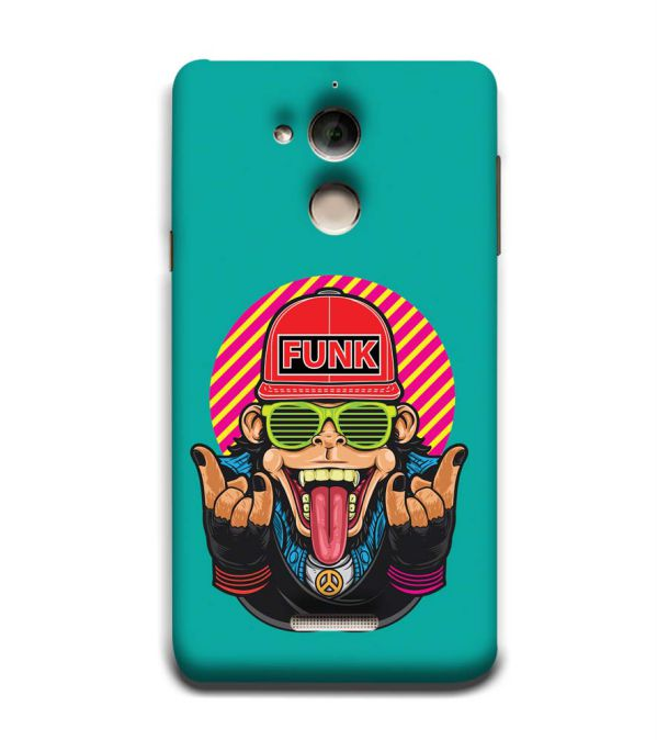 Monkey Funk Back Cover for Coolpad Note 5