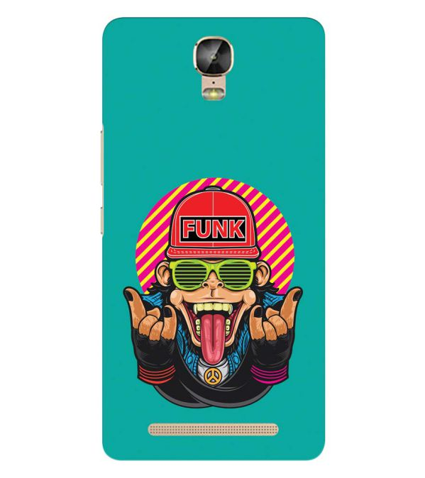 Monkey Funk Back Cover for Gionee Marathon M5 Plus