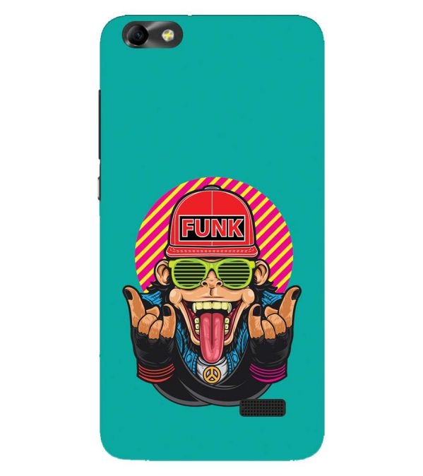 Monkey Funk Back Cover for Huawei Honor 4C