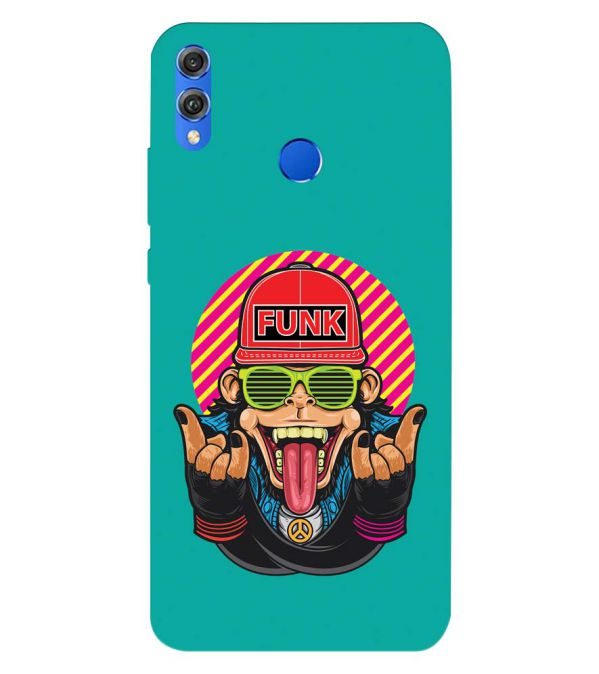 Monkey Funk Back Cover for Huawei Honor 8X