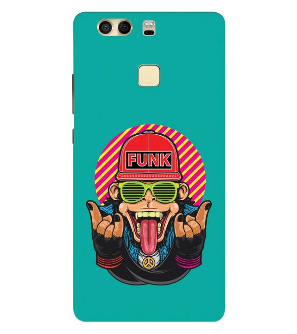 Monkey Funk Back Cover for Huawei P9