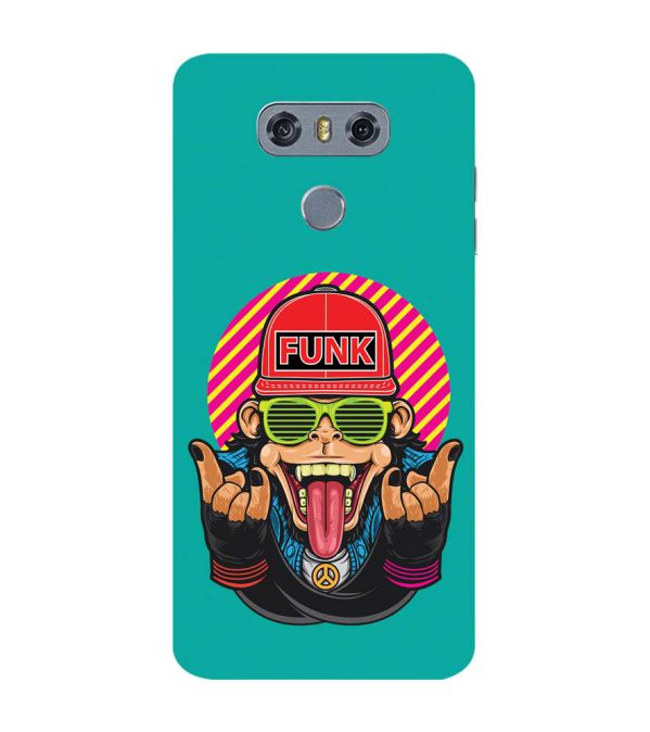 Monkey Funk Back Cover for LG G6