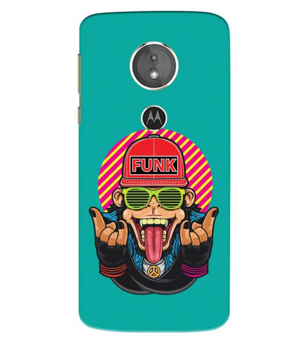 Monkey Funk Back Cover for Motorola Moto E5 Play