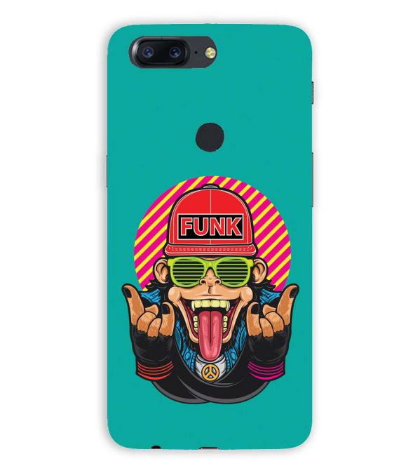 Monkey Funk Back Cover for OnePlus 5T