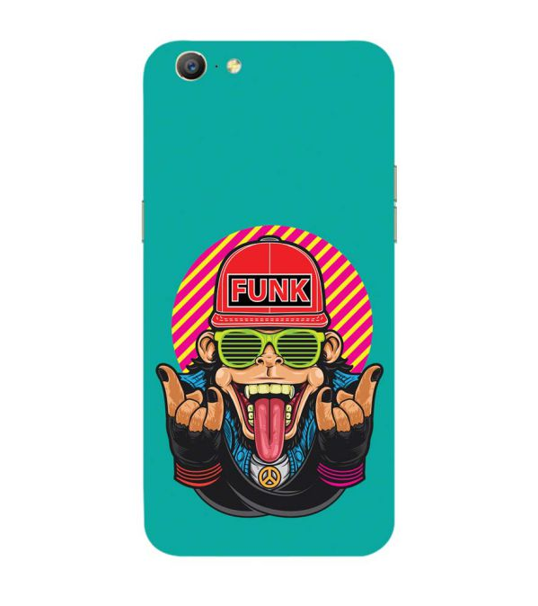 Monkey Funk Back Cover for Oppo A57 : A39