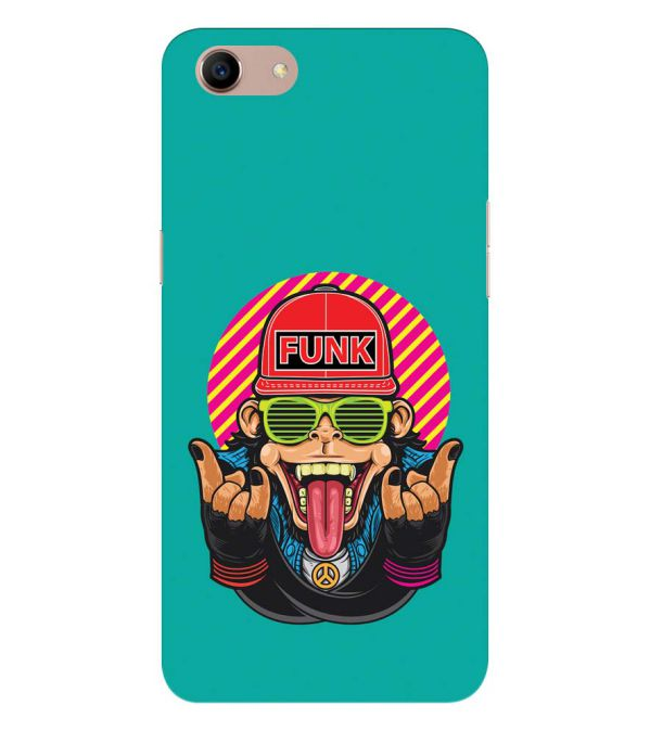 Monkey Funk Back Cover for Oppo A83