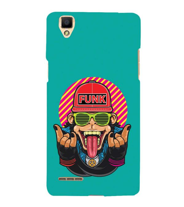 Monkey Funk Back Cover for Oppo F1