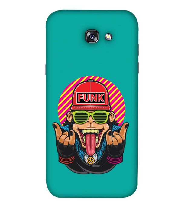 Monkey Funk Back Cover for Samsung Galaxy A5 (2017)