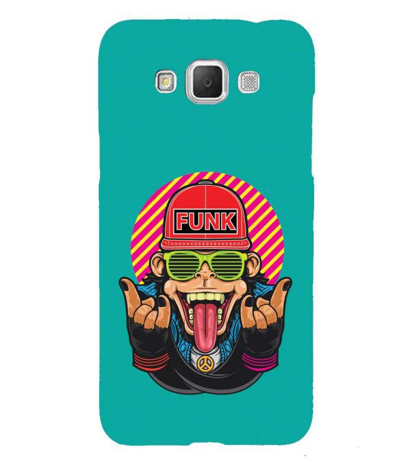 Monkey Funk Back Cover for Samsung Galaxy Grand Max G720